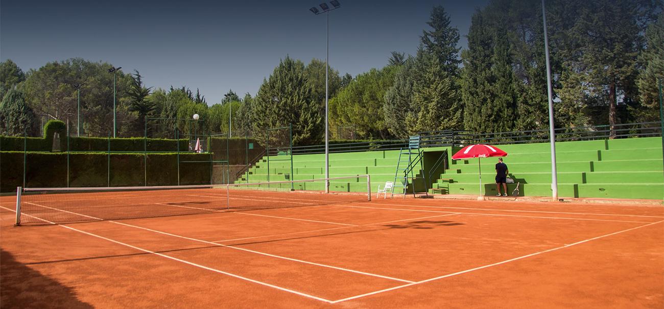 Cabecera Pistas Tenis Real Sociedad Tiro de Pichón de Granada.JPG
