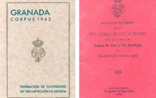 Tirada Real Sociedad de Tiro de Pichón de Granada
