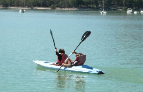 Actividades náuticas Real Sociedad de Tiro de Pichón de Granada