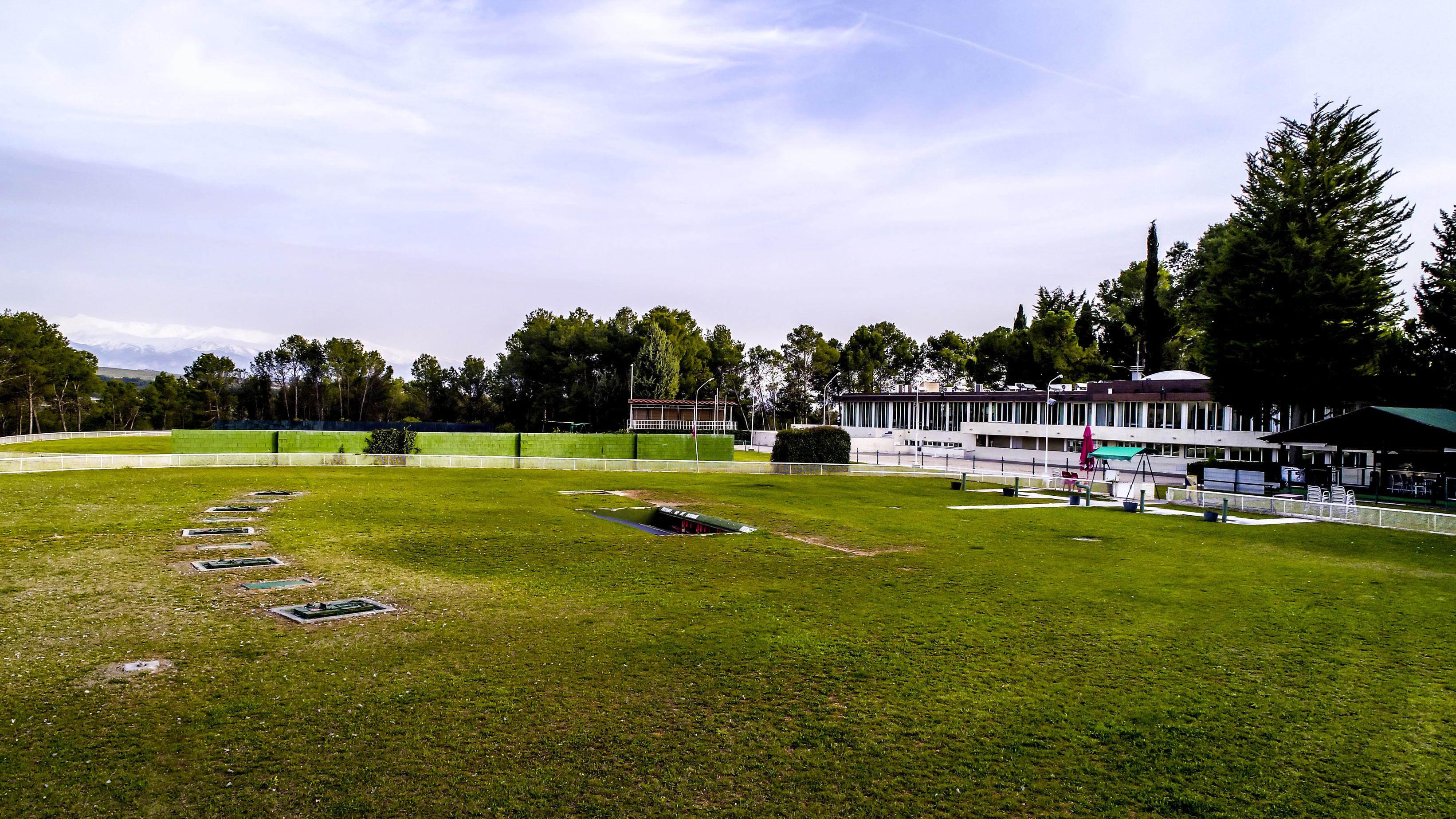 Cancha de Tiro de hélices de la Real Sociedad de Tiro de Granada
