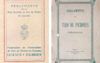 Reglamento Real Sociedad de Tiro de Pichón de Granada