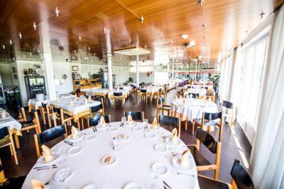 Restaurante y comedor de la Real Sociedad de Tiro de Pichón de Granada