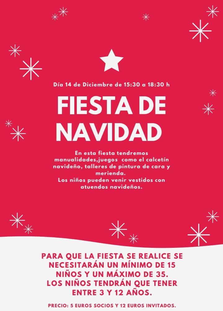 FIESTA DE NAVIDAD INFANTIL 2019