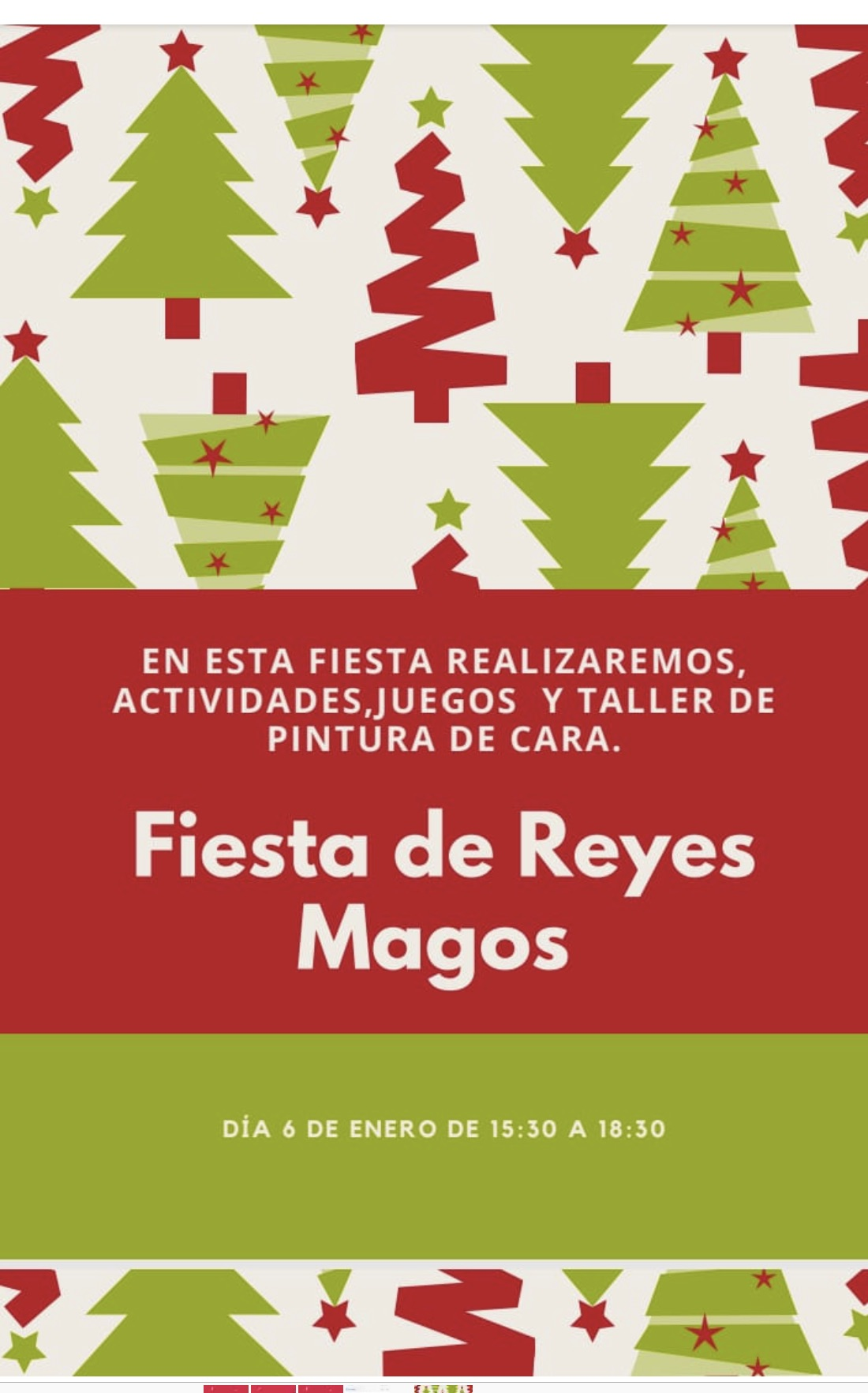 FIESTA DE REYES MAGOS 2020