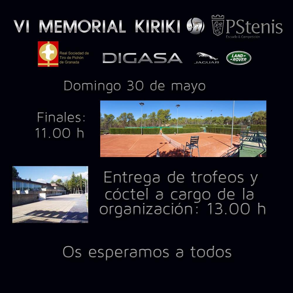 ACTO DE CLAUSURA «MEMORIAL KIRIKI»